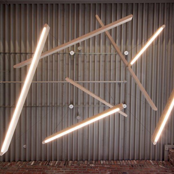 Линейный светильник WPL 203