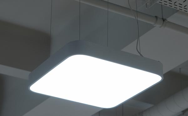 Дизайнерский подвесной светодиодный светильник Wp Super-Elipse