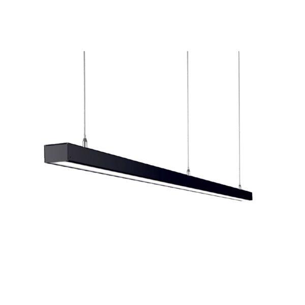 Светильник подвесной линейный на тросах Wp Linea 32