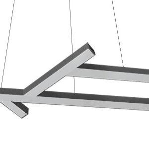 Светильник светодиодный подвесной  Wp legno 1439