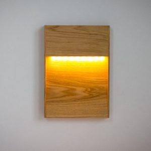 Настенный светодиодный светильник WP SC Amber slim
