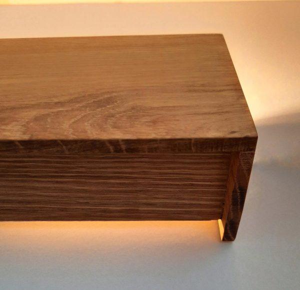 Бра деревянный светильник WP SC Cuadra