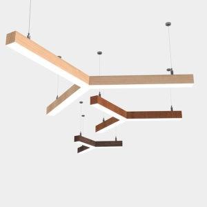 Линейный светильник WPL 227 Trio